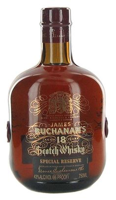 Buchanan's Special Reserve 18 Year Old Blended Scotch Whisky Shop Scotch Whisky Whisky Club, Whisky Shop, Alcohol Bottles, Liquor Bottles, Scotch Whiskey, Bourbon Whiskey, Barris, Blended Whisky, Fine Wine And Spirits