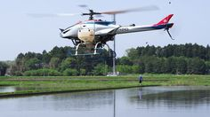 Yamaha hopes to increase sales from an anticipated 320 drones this year to at least 500 by 2020. The investment is not small. Mr Kasama spent more than $200,000 to purchase two of Yamaha's drones, but he says they are worth the price considering the amount of manpower and time they save.