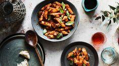 Vegetarian recipes from Food Safari Earth
