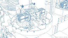 ArtStation - HMS RODNEY, Carlo Cestra Model Warships, Boat Projects, Royal Navy, Battleship, Wwii, Drawings, Artwork, Brass, 3d