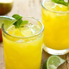 Mango Agua Fresca (via www.foodily.com/r/lryEO9qdC)