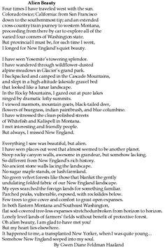 """""""Alien Beauty"""" by Gwen Haaland"""