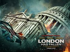 Gramercy Pictures has revealed a new London Has Fallen clip from the sequel to Olympus Has Fallen starring Gerard Butler and Morgan Freeman. Internet Movies, Movies To Watch Online, New Movies, Movies Free, Wallpaper 2016, Fall Wallpaper, Gerard Butler, London Has Fallen Movie, Cinema 21