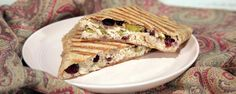 Cranberry Turkey Salad Panini Recipe from Daphne Oz of The Chew - ABC.com