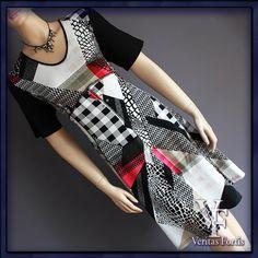 adff41aa8c SIGNATURE Śliczna NOWA Sukienka z Danii 42 44 46 - 5413595166 - oficjalne  archiwum allegro