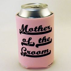 Mother of the Groom Cup Cozy 1006MOG-MJ