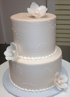 Bridal Shower Cakes - The Well Dressed Cake(610) 376-CAKE