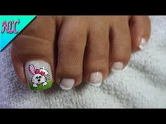Easter Nail Art, Toe Nail Designs, Hot Nails, Creative Nails, Pretty Pastel, Christmas Design, Pedicure, Eye Makeup, Beauty