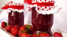 Fotorecept: Domáci jahodový džem