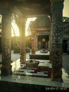 Ancient shivlings at nabahi devi, sarkaghat.!!
