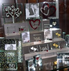 Spaceform.....paperweights, frames, text tokens...... that have the perfect saying that special  moment. Love this stuff!    www.serendipityhomeandgifts.com