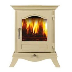 Belgravia wood burning stove.
