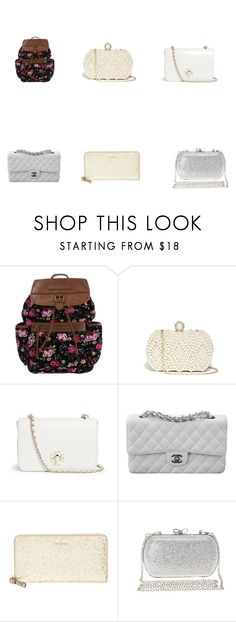 Santa's wish list 2 by sofiaidaanneli98 on Polyvore featuring interior, interiors, interior design, home, home decor, interior decorating, GUESS by Marciano, Kate Spade, Tory Burch and Chanel