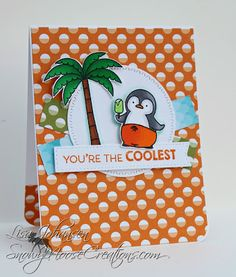 Snowy Moose Creations: You're the Coolest MFT Penguins in Paradise