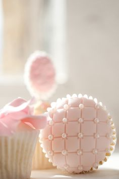 such a pretty cupcake