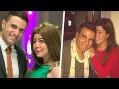 محمد نور وزوجته هبة في أجمل لقطات الحب #أرشيف