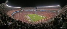 Bryant-Denny Stadium on a Saturday Night! I can't wait for Fall.