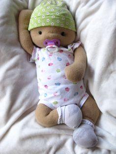 New Baby Mine PDF Sewing Pattern by NimblePhish on Etsy, $10.00