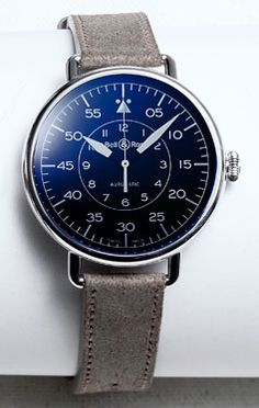Steel WW1-92 Military Watch - Bell Ross
