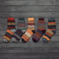 Wool Socks, Hand Knitting, Snug, Calves, Creations, Stripes, Pairs, Pure Products, Clothes For Women