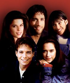 Party of Five - this was a great show. It discovered 3 stars and was hardly noticed at the time.