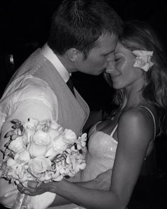 Gisele Bündchen &Tom Brady - Wedding Day
