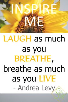 They say laughter is the best medicine... #InspireMe
