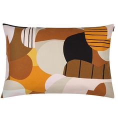 Cushions are perfect for updating your home according to mood and occasion. Stylish sofa cushions give a finishing touch to living rooms whereas colourful cushions brighten up children's rooms. Accent Pillows, Throw Pillows, Colourful Cushions, Scandinavian Living, Marimekko, Nordic Design, Cushions On Sofa, Home Textile, Cushion Covers