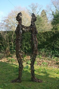 DUALITY   By Penny Hardy Sculptures