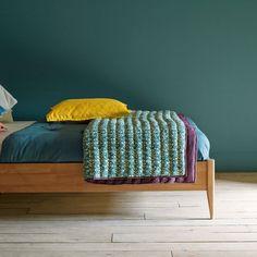 Couvre-lit matelassé voile de coton Jaïpur La Redoute Interieurs