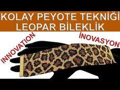 All Kinds of Hairstyles for Women - Best Trends Motif Leopard, Leopard Pattern, Beaded Bracelets, Beaded Jewelry Patterns, Holiday Jewelry, Bracelet Tutorial, Schmuck Design, Tutorials, Seed Beads