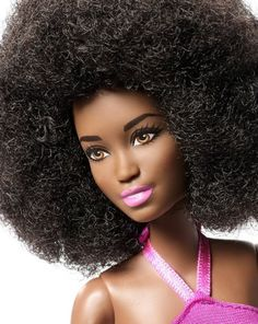 NEW-2017-BARBIE-FASHIONISTA-EVOLUTION-59-AFRICAN-AMERICAN-DOLL-AFRO-NIB