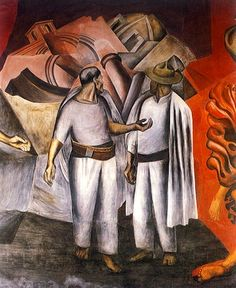"A series of lectures and photos exploring Mexican muralism, with a focus on "" Los Tres Grandes""--David Alfaro Siqueiros, Diego Rivera, and José Clemente Orozco. Diego Rivera, Mural Painting, Mural Art, Clemente Orozco, Art Criticism, Hispanic Heritage Month, Social Art, Mexican Artists, Popular Art"