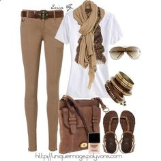 neutral clothing styles for women   outfit ideas for women over 40 summer outfits skinny combat trouser ...