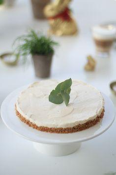 Osterkaffeeklatsch mit dem schnellsten Eierlikör Cheesecake der Welt.