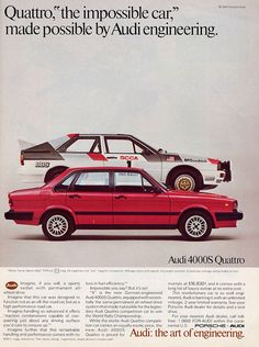 1984 Productioncars.com - Vintage Car Ads