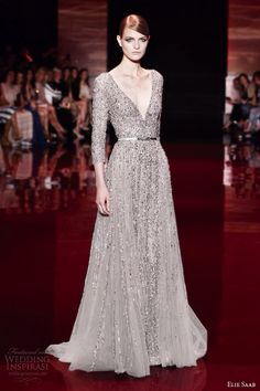 Elie Saab's Fall/Winter 2013-2014 couture