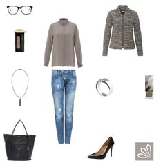 Casual Outfit: Boyfriend Look. Mehr zum Outfit unter: http://www.3compliments.de/outfit-2015-10-23-x