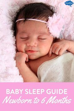 Every new parent asks how much a newborn should sleep. Here's a helpful newborn sleep schedule plus some baby sleep tips from a mom of 5!