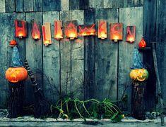 Wofawofa Happy Halloween Backdrop 10X10FT Vinyl All Saints Day Backdrops Pumpkins Cross Black Bats Spooky Hallowmas Photography Background for Kids Adults Masquerade Party Photo Studio Props KX1004