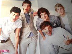 One Direction in neutrals