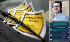 Who needs a lawyer?! This robot has already helped successfully appeal over $3 million in parking fines.