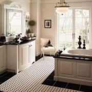 elegant-style-design-traditional-black-and-white-bathroom-design-white-bathtub-chandelier-white-black-carper-white-arm-chair-glass-door-black-floor-white-vanity-set-black-marble-countertop-sink-als-180x180.jpg 180×180 pixels