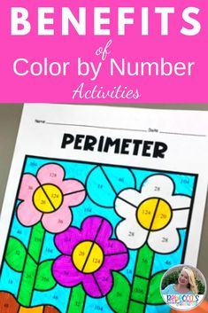 Grab a FREEBIE and read about 5 benefits of using color by number activities in the upper elementary classroom. Are your upper elementary students tired of doing boring paper and pencil math worksheets or assignments from the math textbook? Why not try math color by number activities? Color by number activities are not just for lower elementary students. Upper elementary students enjoy these types of activities just as much. Math Worksheets, Math Activities, Teaching Resources, Teaching Ideas, Creative Teaching, Elementary Math, Upper Elementary, Number Recognition Activities, Math Textbook