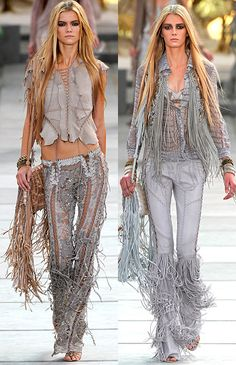 Current Obsession – Roberto Cavalli SS 2011