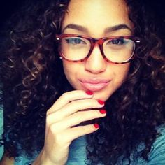eyewear curls girl - Buscar con Google