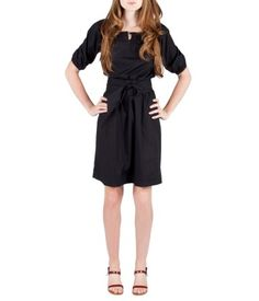 Ann Mashburn Blouson Dress / AnnMashburn.com....love!