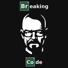 Breaking Code - Breaking Bad Parody Design for Programmers