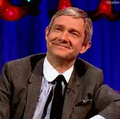 Martin being adorable on Alan Carr: Chatty Man