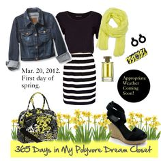 """""""Spring!"""" by lesliekelley on Polyvore"""